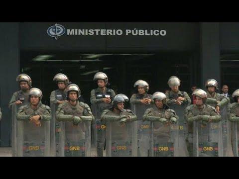 Venezuela's former chief prosecutor accused of corruption