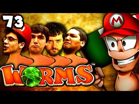 The Worst Game of Worms...Ever (Worms Clan Wars: The Derp Crew - Part 73) |