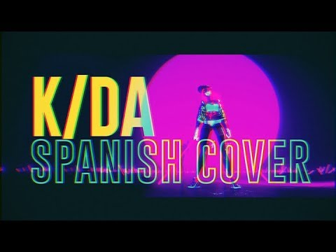 【KDA - POPSTARS】「Spanish Cover」 League of Legends