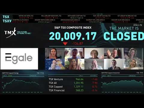 Egale Virtually Closes The Market