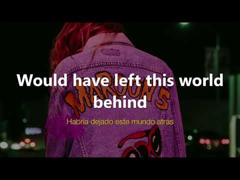 Maroon 5 - Whiskey ft. A$AP Rocky (Lyrics | Letra)