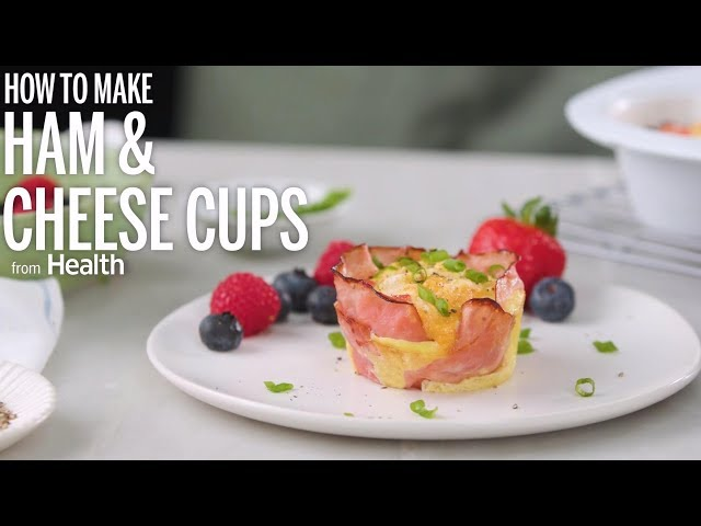 How to Make Ham & Egg Cups | Health