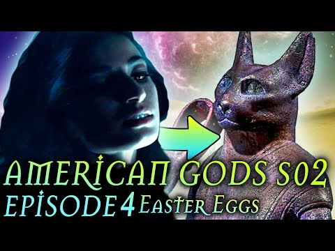 American Gods Season 2 Episode 4 Breakdown + Easter Eggs