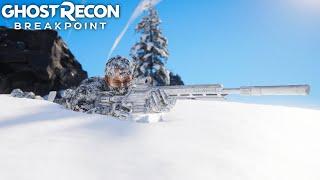 Ghost Recon Breakpoint SCORPIO SCOUT BEST SNIPER! Ghost Recon Breakpoint Free Roam - Part 51