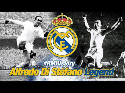 Two years without Alfredo Di Stéfano