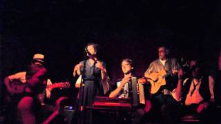 """SING ON!"": TAMAR KORN and GAUCHO at AMNESIA (August 29, 2012)"