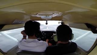 Student Pilot Engine Failure After Take-off With Runway Remaining | Cessna 152