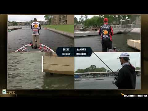 Bassmaster Live: 2017 Classic - Day 1, Part 2