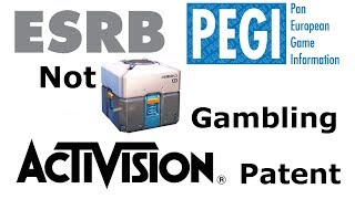 ESRB and PEGI say Loot Boxes Aren't Gambling and Activision Patents Ways to Keep Us Spending