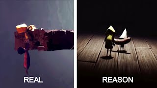Little Nightmares 2 The REAL REASONS Why Six Left Mono Behind Cutscenes PS5