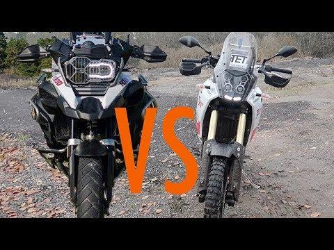 Tenere 700 vs BMW 1200 GS Adventure
