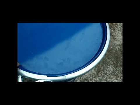 Тандыр своими руками из бочки видео