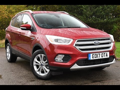 used ford kuga 1 5 tdci titanium 5dr 2wd ruby red mica. Black Bedroom Furniture Sets. Home Design Ideas