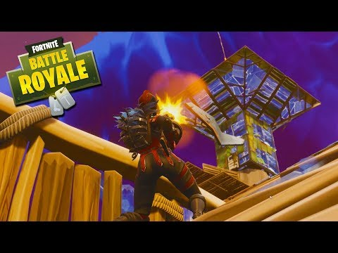 SPLODE 'EM ALL! - Fortnite Battle Royale with The Crew!