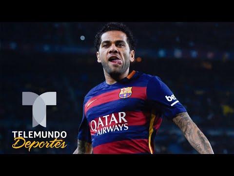 El plan de Dani Alves para volver al Barcelona ¡con Neymar! | Telemundo Deportes