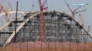 Хроники Керченского моста