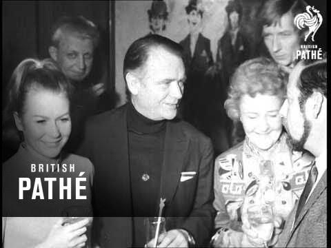 Roman Polanski Weds Sharon Tate (1968)