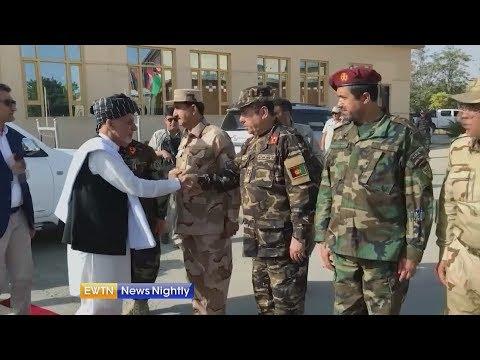 U.S. and Afghanistan Reject Russia-Led Peace Talks - ENN 2018-08-23 Mp3