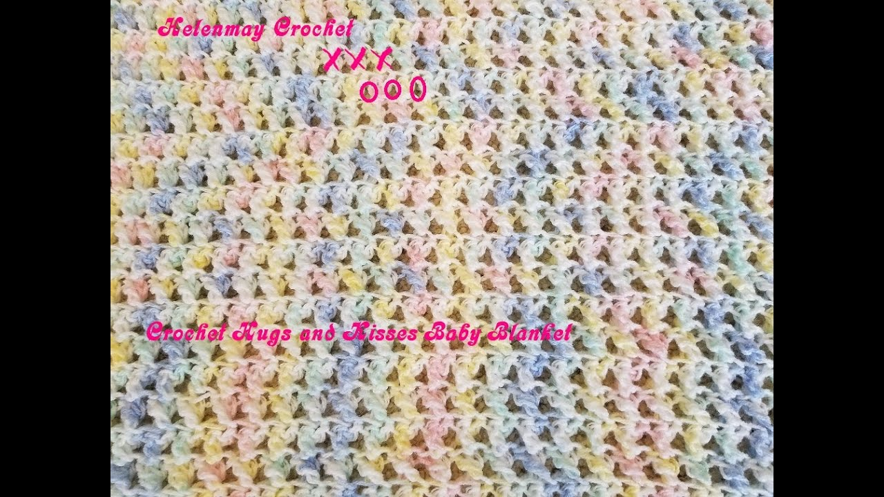 Crochet Quick And Easy Beginner Hugs And Kisses Baby