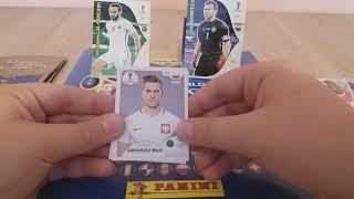 TURNIEJ Naklejkowy Mecz Russia vs Arabia Saudyjska  World Cup Russia 2018 Mistrzostwa