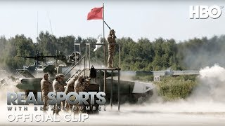Russia's Intl. Army Games | Real Sports w/ Bryant Gumbel | HBO