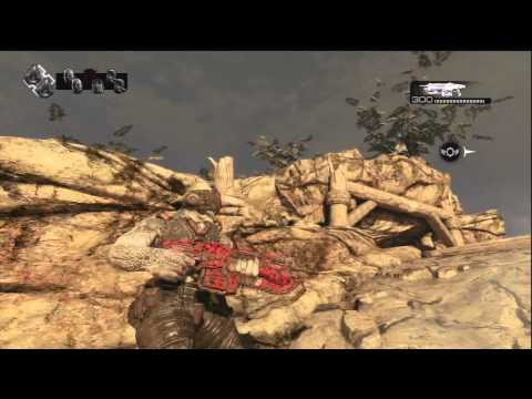 GEARS OF WAR 3 - WEAPON SKINS 20 - TEAM DISTRESSED (LOCUST)
