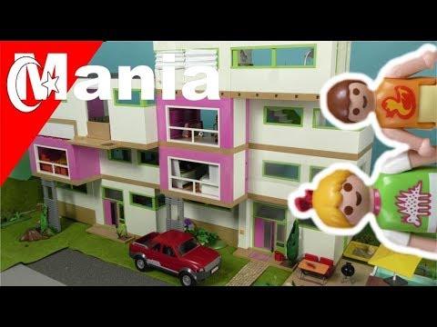 Playmobil t rk e playmomania mega l ks k k hauser ailesi ocuk filmi youtube - Toute les maison playmobil ...