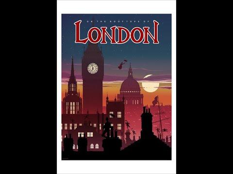 期間限定作品「On the Rooftops of London(メリーポピンズ)」の紹介動画