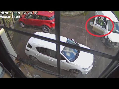 Amazon Delivery Guy Got Caught Stealing a PS5