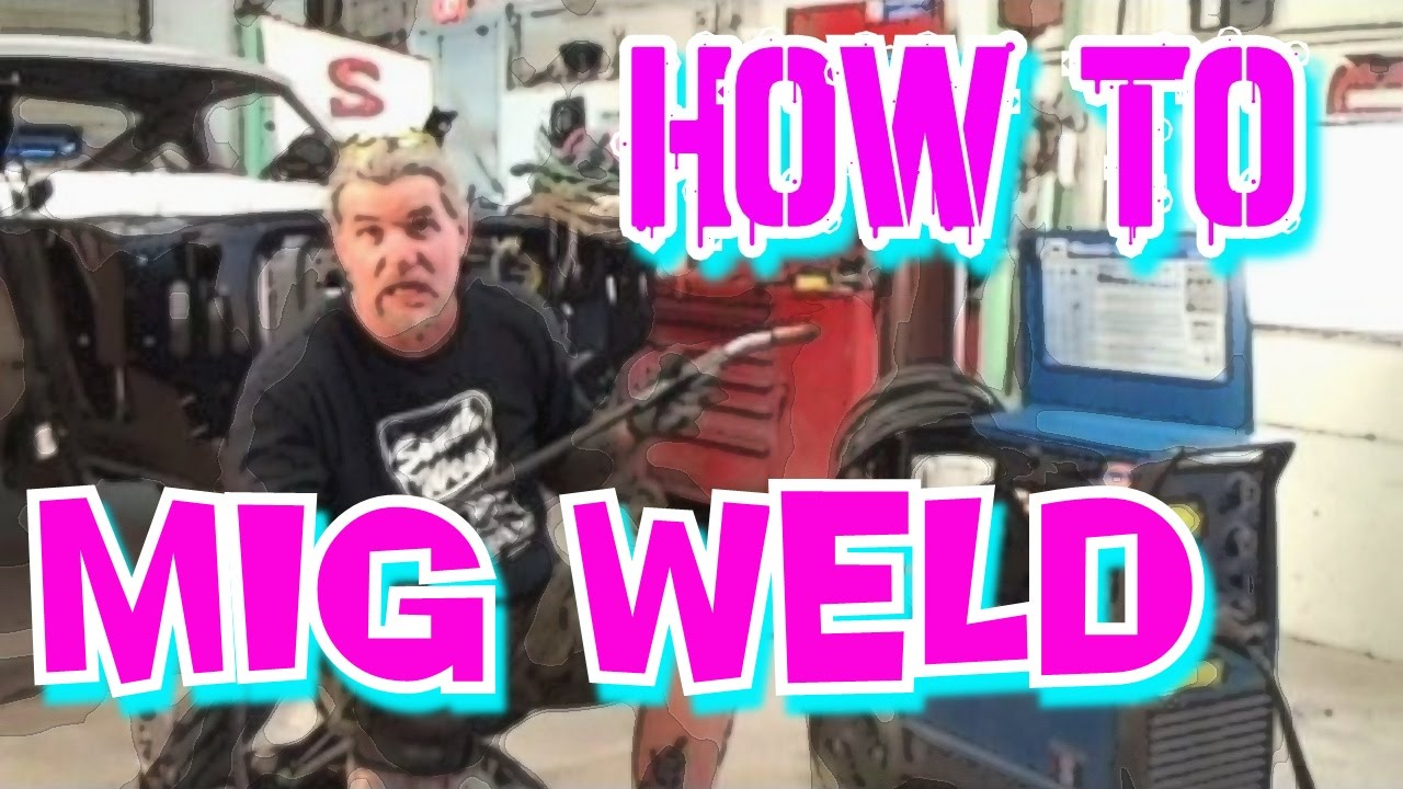 How To Use A Mig Welder Instructions For The Beginner Well As Snap On Parts Diagram Along With Youtube