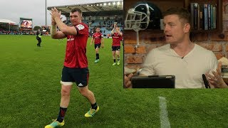 Brian O'Driscoll's Munster vs Gloucester preview