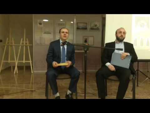 Презентация книги Отцы Армянской Церкви о духовной жизни 8