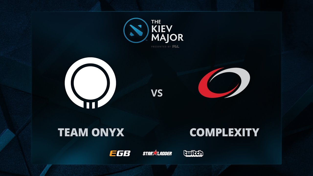 Team Onyx vs compLexity, Game 1, The Kiev Major NA Main Qualifiers Final