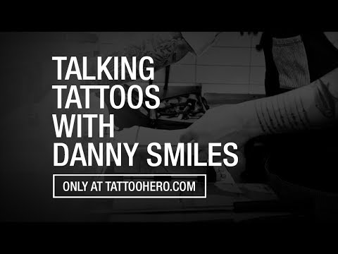 Talking Tattoos with Top Chef Canada's Danny Smiles