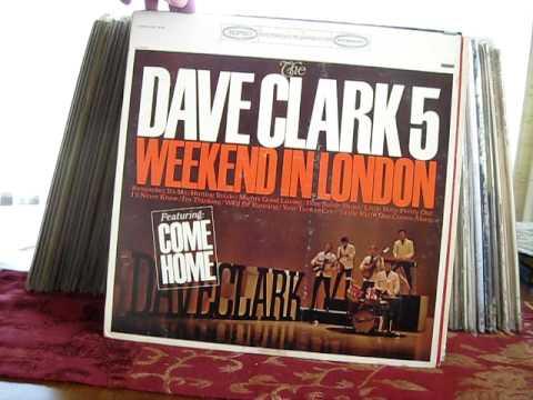 Rolling Stones, Dave Clark Five, & Yardbirds Vinyl Collection