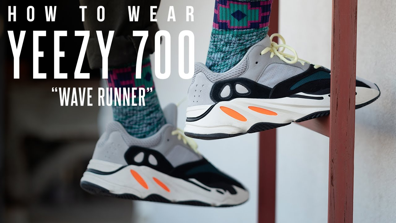 the latest 44393 9a68e How To Wear Yeezy Boost 700