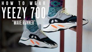 To Wear Yeezy Boost 700 \