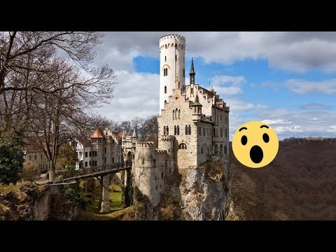 Building a Medieval Castle in Modern Times Using Medieval Techniques, The Result Is Incredible