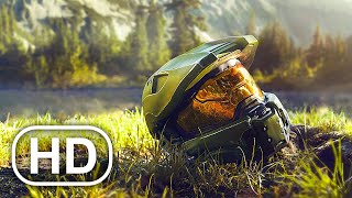 HALO Full Movie (2021) 4K ULTRA HD Action All Cinematics Full Story