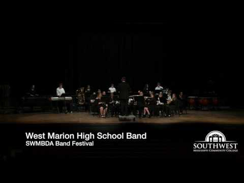 West Marion High School Band