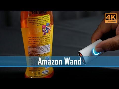 ▶️ Amazon Dash Wand With Alexa Review | A $20 Dash Button Meets The Echo