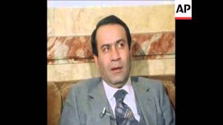 SYND 18/02/80 IRANIAN FOREIGN MINISTER GHOTBZADEH INTERVIEW