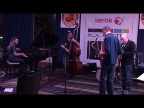 Benny Green sits in on the 2017 jam session
