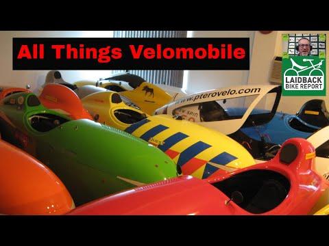 """All Things Velomobile""-Laidback Bike Report"