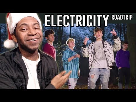 Roadtrip - Electricity (Silk City, Dua Lipa ft. Diplo, Mark Ronson) REACTION