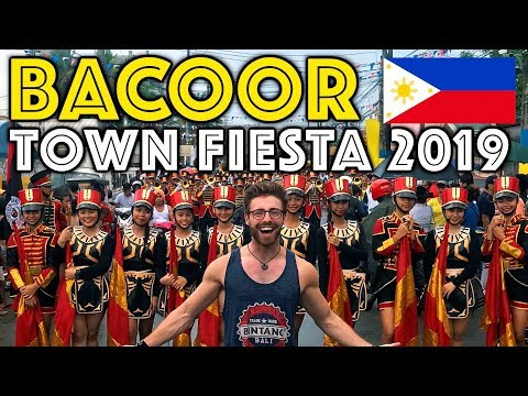 FOREIGNER'S FIRST FILIPINO FIESTA (BACOOR TOWN FIESTA 2019)