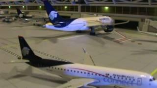 Gemini Jets 1:400 Model Airport