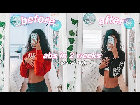 Abs In 2 Weeks? I Tired The Chloe Ting 2 Week Shred Challenge // I Am Shook