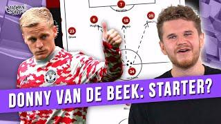 Donny van de Beek's Future at Manchester United
