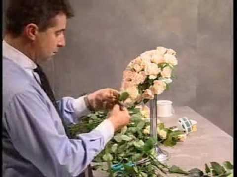 """www.marjoriemilner.edu.au #StudyFloristry Rose Posy Vol 4 """"Wedding Series"""" Buy Now"""